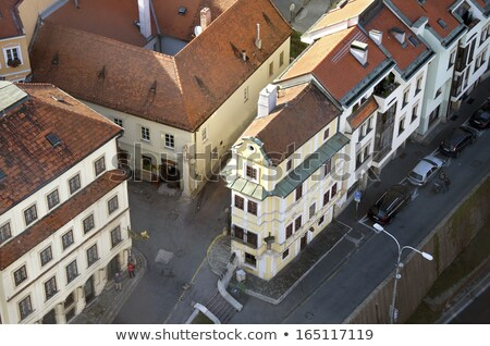 House of the good shepherd, Bratislava, Slovakia Stock photo © phbcz