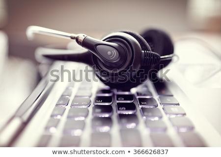 wie · Web · facebook · Schlüssel · Computer - stock foto © maxmitzu