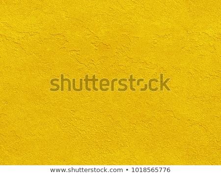 Yellow stucco seamless background. Stock photo © Leonardi