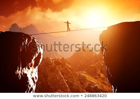 risk and balance stock photo © lightsource