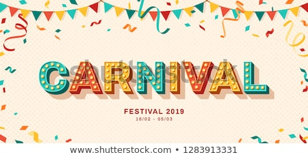 Party / Parade Confetti Stock photo © curvabezier