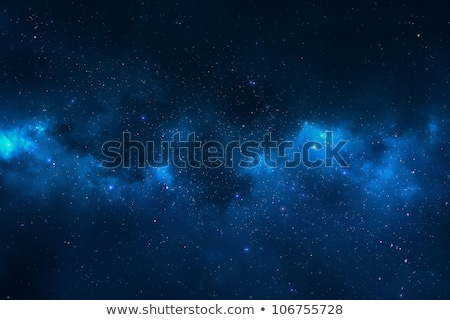 Universe filled with stars, nebula and galaxy stock photo © Zhukow