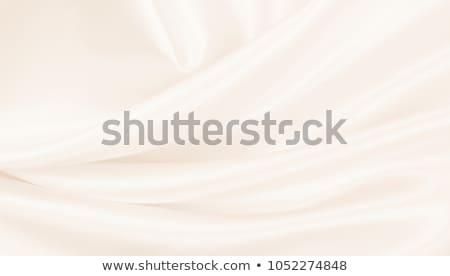Szatén textúra háttér művészet szövet hullám Stock fotó © g215