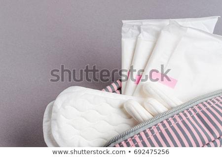 женщину туалет санитарный салфетку девушки стороны Сток-фото © Nobilior