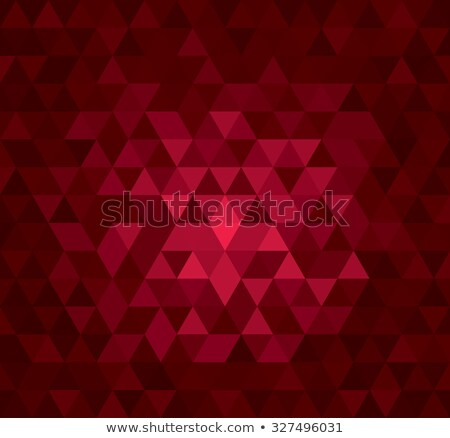 psychedelic · patroon · gemengd · bruin · vector · kunst - stockfoto © sidmay