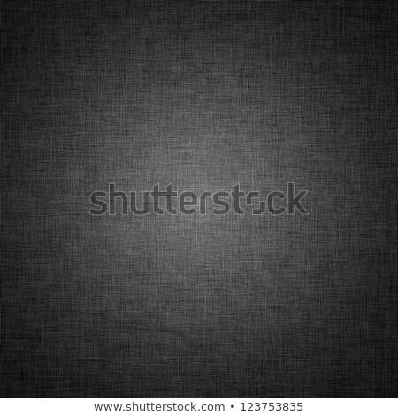 Szövet sötét textil hasznos textúra absztrakt Stock fotó © tarczas