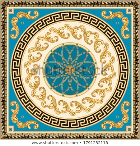 abstract · beige · zeshoek · vector · patroon · textuur - stockfoto © yurkina