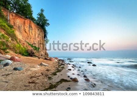 Beach at the Polish Baltic coast  Stock photo © marekusz