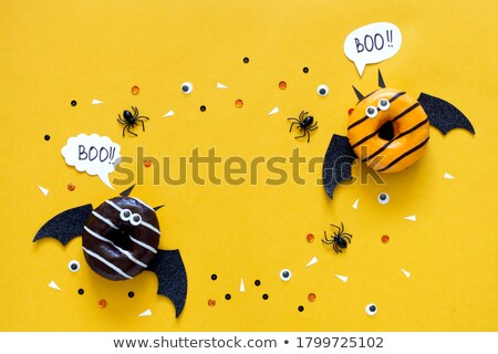Halloween holiday concept Stock photo © Anna_Om