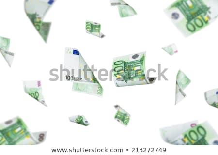 Euro flying Stock photo © tilo