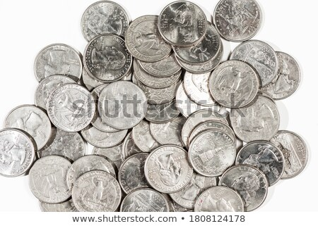 US quarters background stock photo © njnightsky