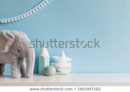 baby objects stock photo © adrenalina