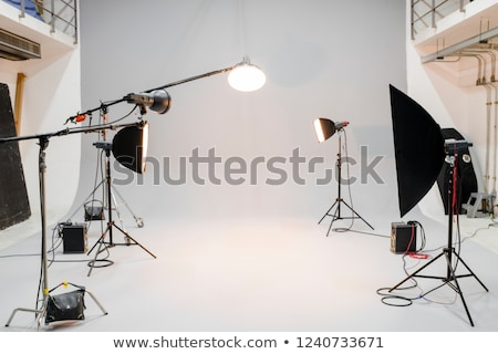 Ready to shoot Stock photo © pressmaster