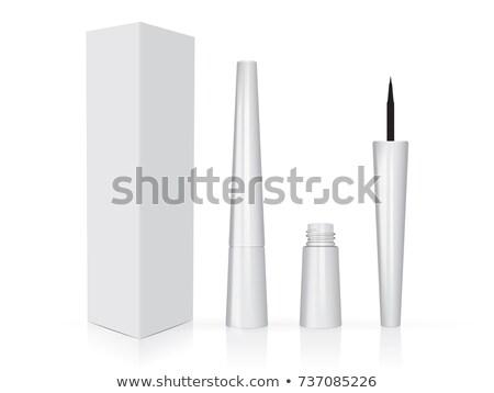 makyaj · kalem · yalıtılmış · beyaz · moda · güzellik - stok fotoğraf © ozaiachin