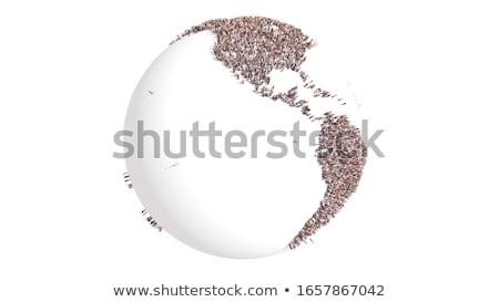 działalności · tłum · świecie · Pokaż · biznesmen · mężczyzn - zdjęcia stock © Paha_L