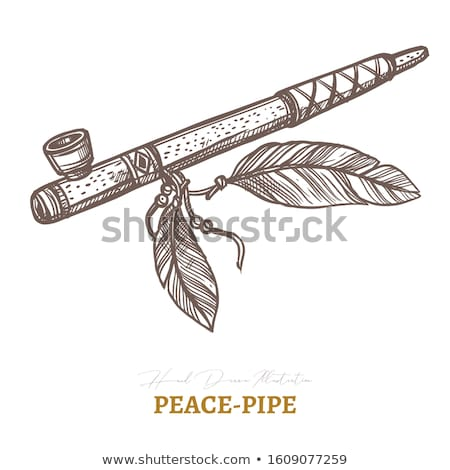 stippel · stijl · illustratie · vector · zwarte - stockfoto © trikona