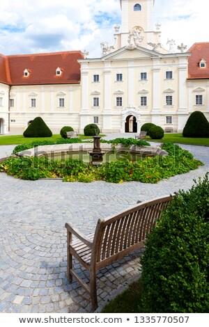 Monastero abbassare Austria architettura Europa storia Foto d'archivio © phbcz