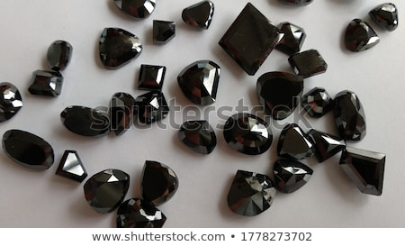 large pear cut diamond stock photo © arsgera