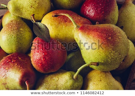 Juicy pear. Stock photo © Fisher