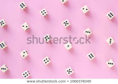 flat style set of luck objects stock photo © curiosity