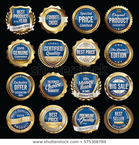 100 garanderen luxe keuze best gunning Stockfoto © robuart