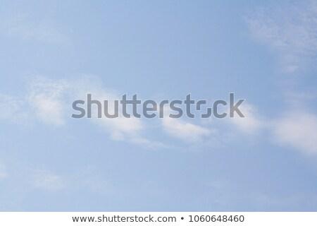mild clouds Stock photo © koratmember