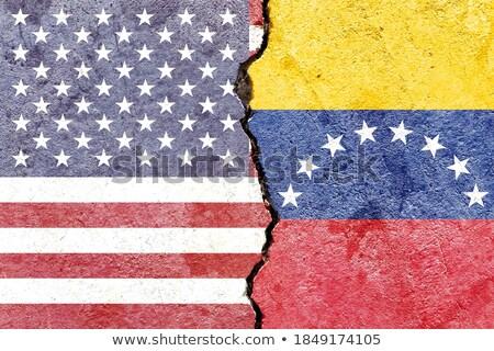Wenezuela polityczny wyzwanie kryzys polityka niepewność Zdjęcia stock © Lightsource