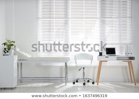 医療 · 職場 · 医師 · 作業 · 表 · クリニック - ストックフォト © jossdiim