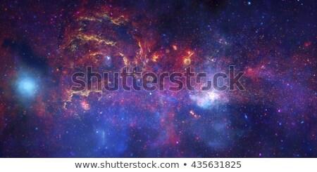 Centro leitoso maneira infravermelho imagem espaço Foto stock © NASA_images