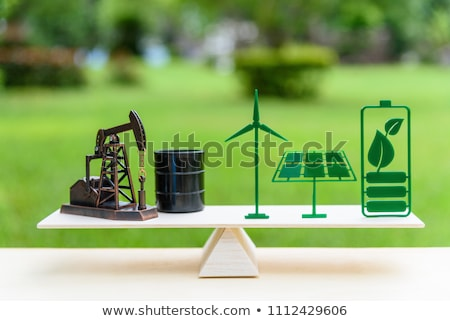 Cost Of Pollution Stock photo © Lightsource