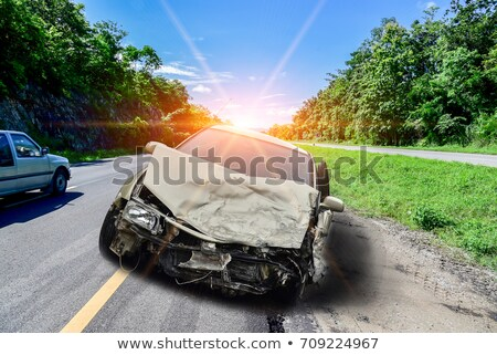 drunk and driving causes death Stock photo © morrbyte