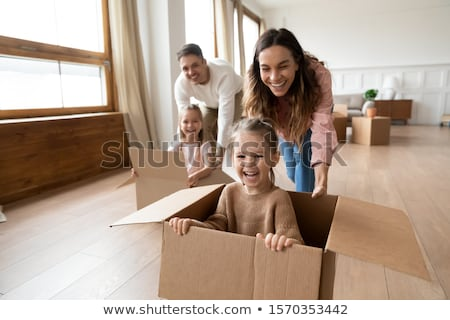 Family moving day Stock photo © photography33