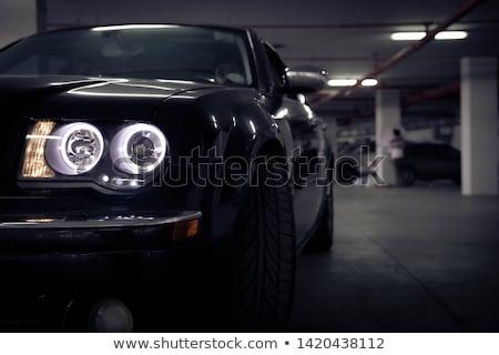 Concept Supercar Stock photo © idesign