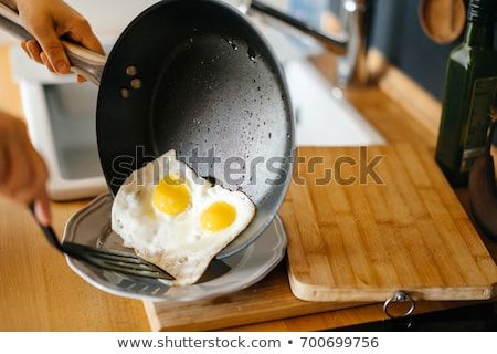 Non-stick frying pans Stock photo © photography33
