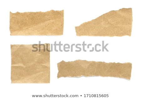 öreg klasszikus levélpapír papír textúra iskola Stock fotó © almir1968