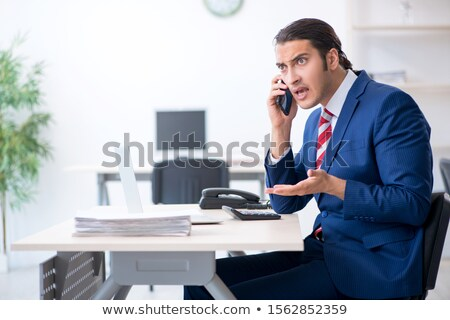 Irate businessman Stock photo © photography33