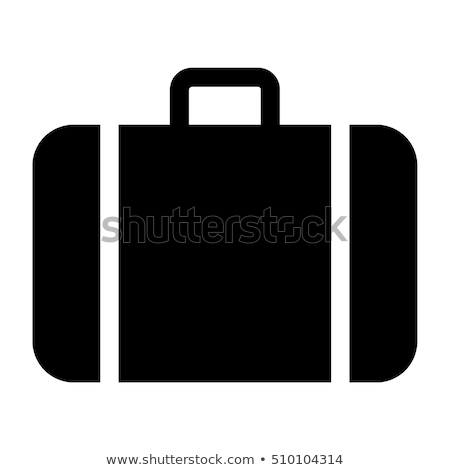 Baggage claim sign at airport Stock photo © zzve