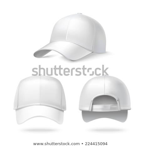 Ilustracja zielone baseball biały cień Zdjęcia stock © Krisdog
