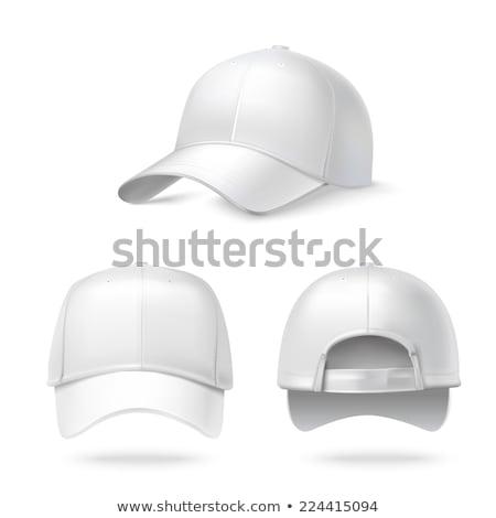 baseball cap Illustration Stock photo © Krisdog