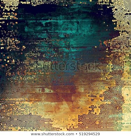 Narancs absztrakt zaj különböző terv textúra Stock fotó © Discovod