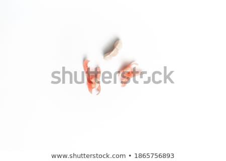 tand · holte · symbool · tonen · vergrootglas - stockfoto © hd_premium_shots