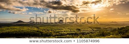 Glasshouse Rocks Stock photo © lovleah