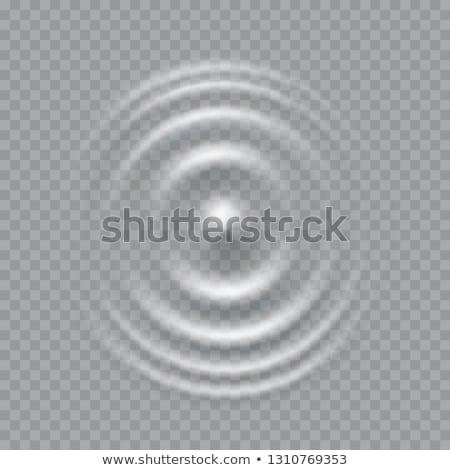 Water Drop Effect stock photo © mpetersheim