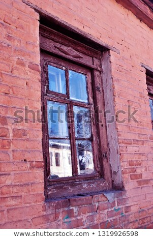 Oldfashioned street architecture with apartments Stock photo © Sportactive