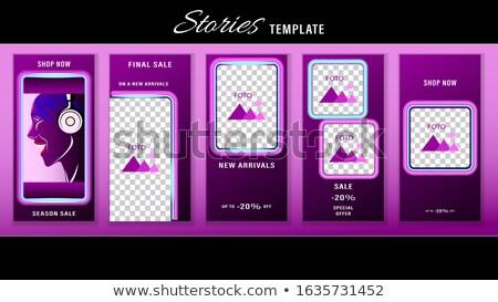 Steampunk ontwerp mobiele telefoon technologie metalen technische Stockfoto © jossdiim