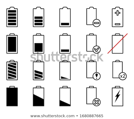 electronic battery Stock photo © get4net