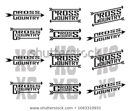 Marathon Cross-Country Running Stock photo © smuki