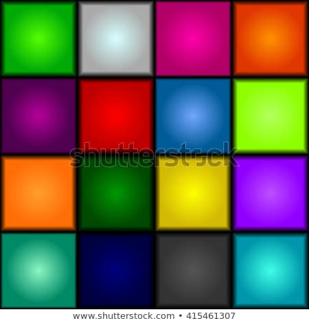 красный · 3D · футуристический · куб · абстракция · белый - Сток-фото © monarx3d