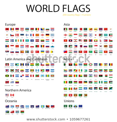 the Latin American countries Stock photo © nito