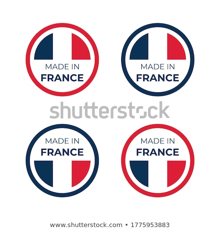 3D · placa · bandera · Europa · estrellas - foto stock © almir1968